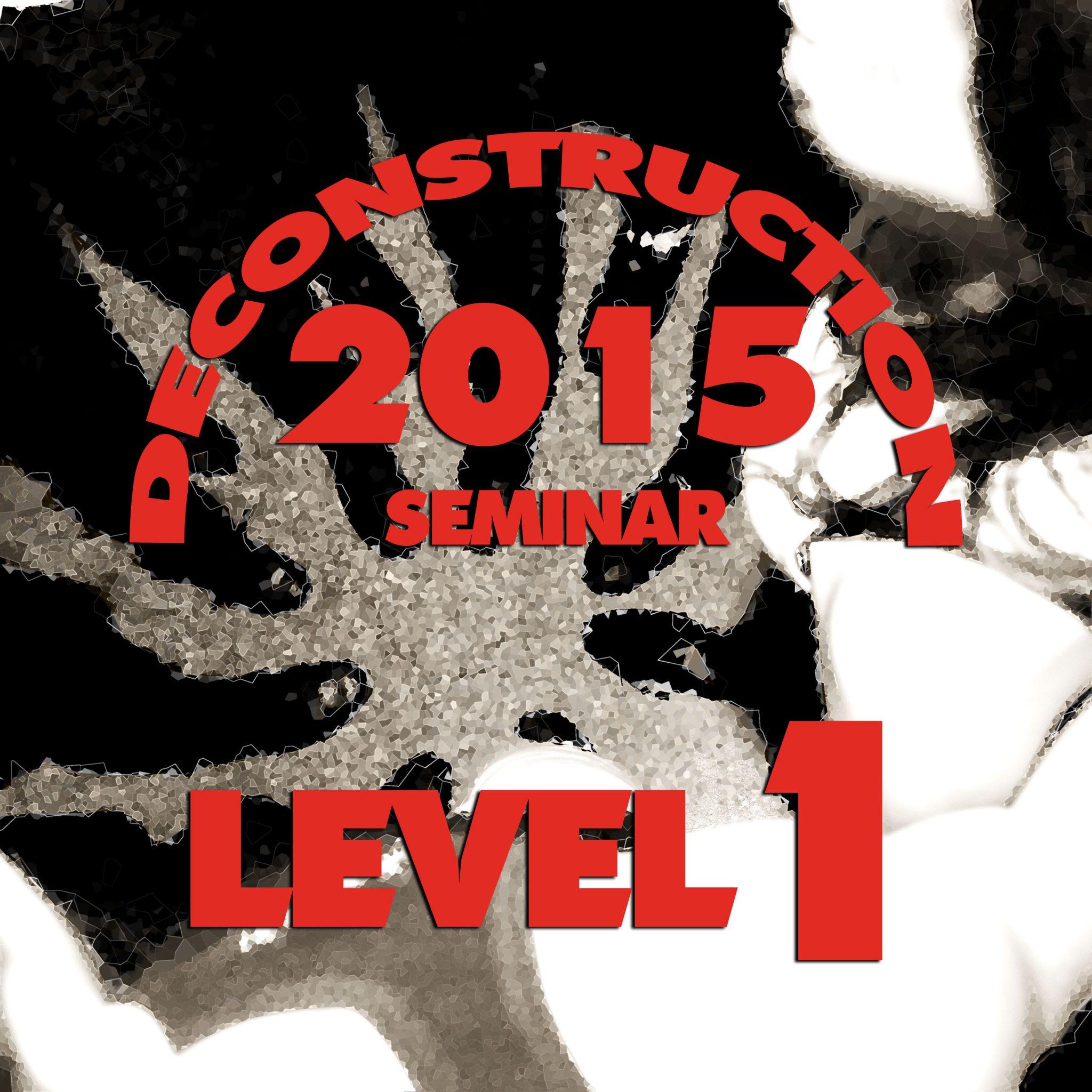 Seminar Level 1