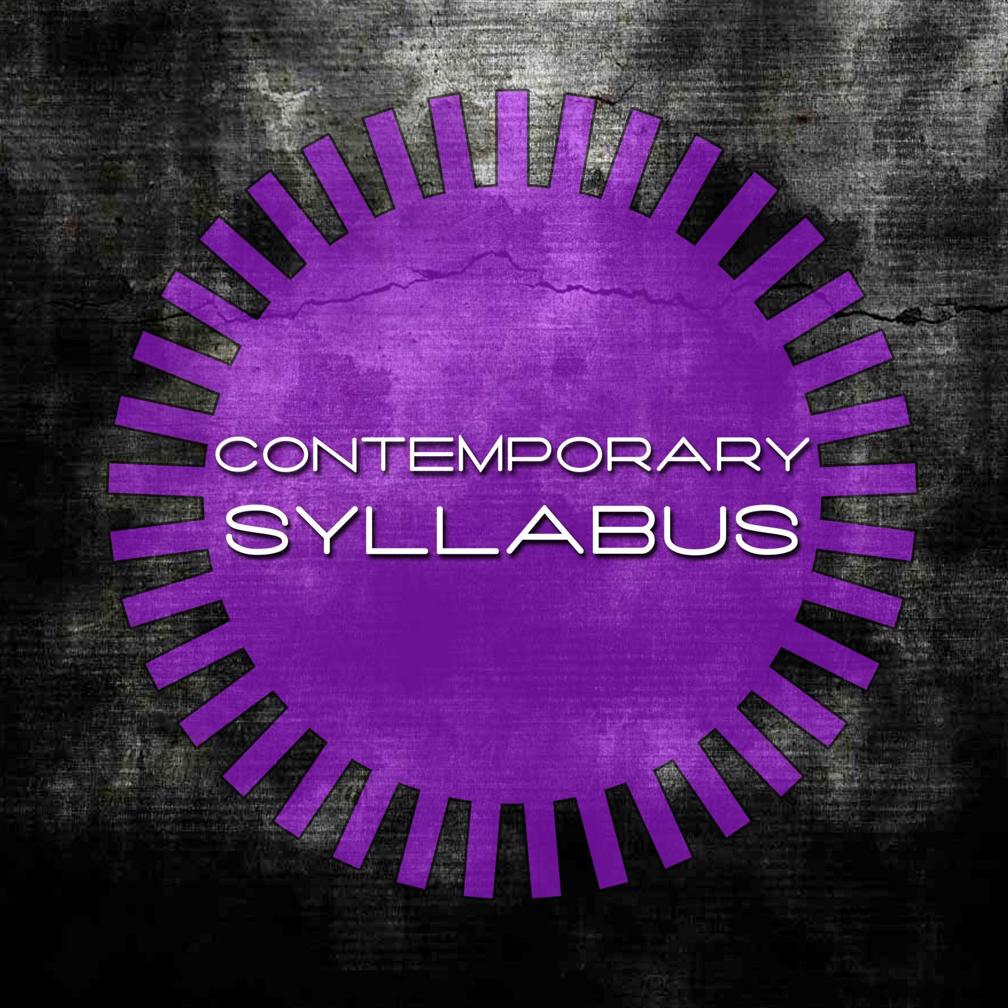 Contemporary Syllabus