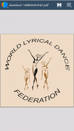 World Lyrical Dance Championships
